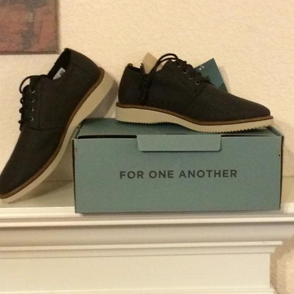 Toms Shoes | Toms Preston Derby Laceup
